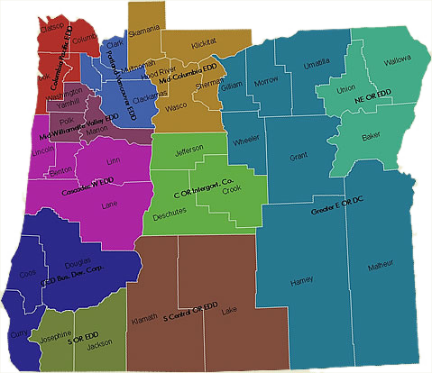 OEDD Map